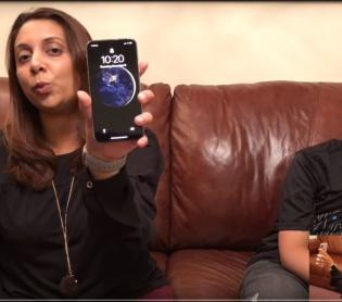 חדשות טכנולוגיה, טכנולוגי צפו: ילד בן 10 חושף בעיית אבטחה באייפון X