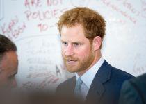 תגידו מזל טוב למלכה: הנסיך הארי התארס