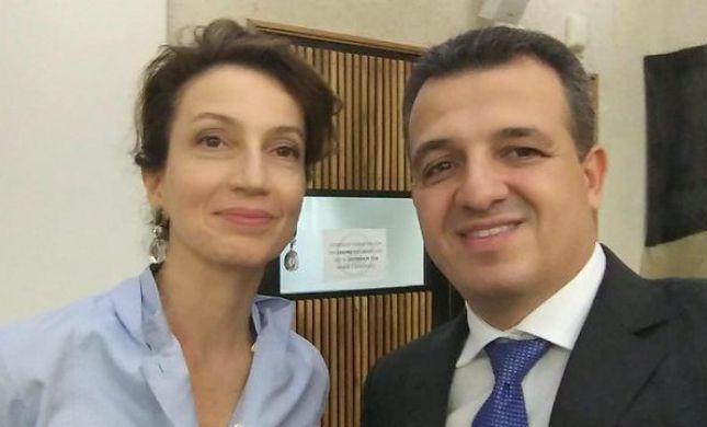 """רשמית: אונסק""""ו קיבלה את """"מכתב הפרישה"""" של ישראל"""