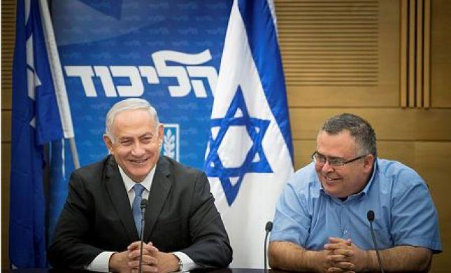 צפו: מפגן התמיכה הסוחף של הליכוד בדוד ביטן