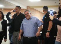 בפעם השנייה: דוד ביטן נחקר במשטרה
