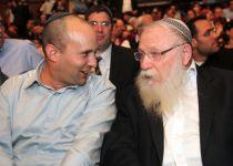 """""""אסור שרבני הציונות הדתית יגבו שחיתות"""""""