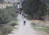 הפלסטינים התפרעו: המתיישבים הגיבו • צפו
