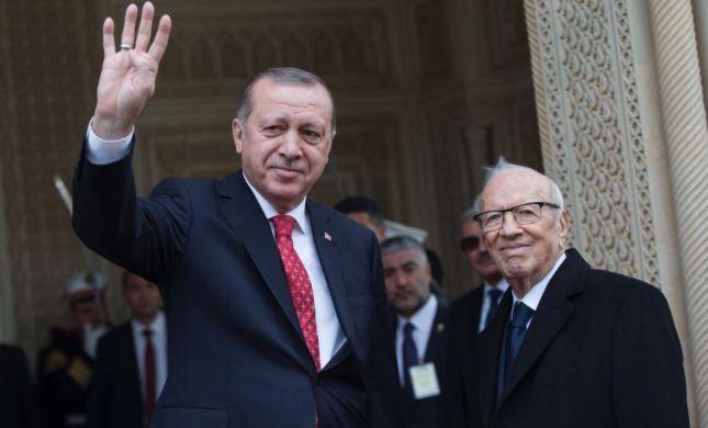 """נשיא טורקיה בהתקפה: """"אסד הוא טרוריסט"""""""