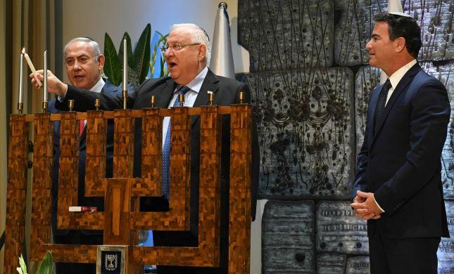 """נתניהו פנה לפלסטינים: """"כדאי שתכירו במציאות"""""""