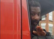 אנטישמיות בלונדון: נהג משאית תקף אדם חרדי