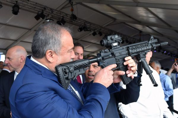 לא קשור לישראל; הירי מעזה בשל מאבקים פנימיים