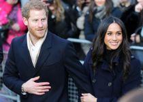 בגלל גרביונים: ארוסתו של הארי גרמה לסערה בממלכה