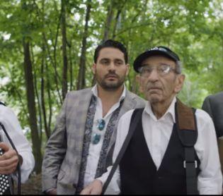 מוזיקה, תרבות מאירים את החג: גד אלבז וניצולי השואה בקליפ מרגש