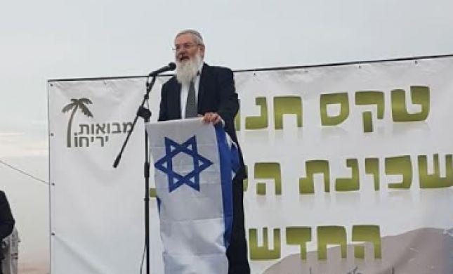 """התשובה של הרב אלי בן דהן להצבעה באו""""ם"""