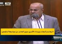 """""""שפל, נאלח"""": בכיר חמאס הודה לטיבי על הנאום. צפו"""