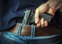 סריקות נרחבות אחרי אלמוני שניסה לחטוף נשק