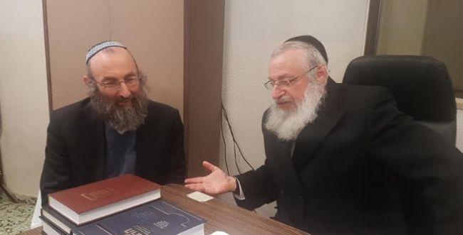 הרב רוזן המליץ: מונה ראש חדש למכון צומת
