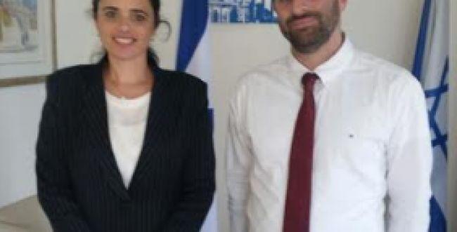 הראל שוהם נבחר לראשות 'הבית היהודי' ברמלה