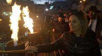 דיבור נשי, מבזקים, סרוגות התמונה מוכיחה: השרה גמליאל הדליקה את השמש