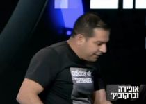 צפו: ברקוביץ' זורק את מני נפתלי מהאולפן