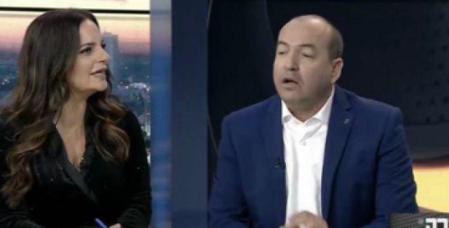 פיצוץ בשידור: ברקוביץ' נטש את האולפן בשידור חי