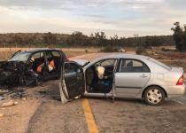 אבל בבני דקלים: תושבת היישוב נהרגה בתאונה