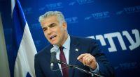 """חדשות, חדשות פוליטי מדיני, מבזקים לפיד תוקף: """"ההרתעה הישראלית נשרפת"""""""