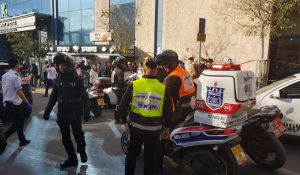 חדשות, חדשות בארץ, מבזקים פיגוע דקירה: מאבטח נפצע קשה מאד בירושלים