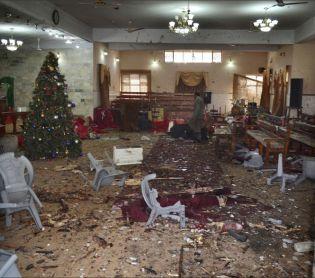 חדשות, חדשות בעולם, מבזקים 8 הרוגים ועשרות פצועים בפיגוע של דאעש בפקיסטן