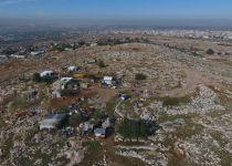 המדינה חזרה בה: מאחז פלשתיני נבנה על קרקע יהודית
