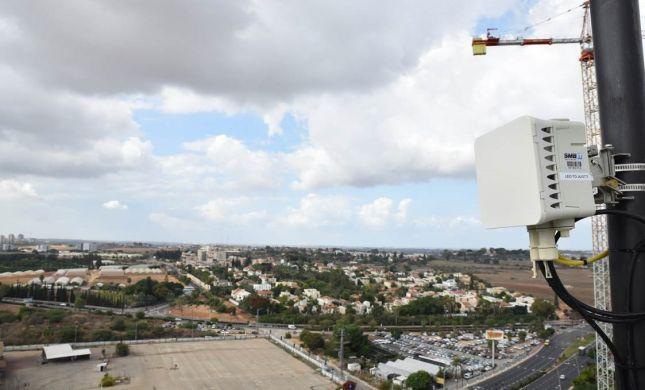תכירו: העיר האלחוטית הראשונה בישראל