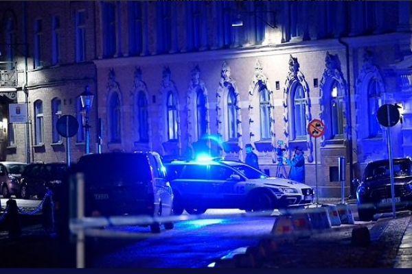 בפעם השנייה השבוע: הותקף בית עלמין יהודי בשבדיה