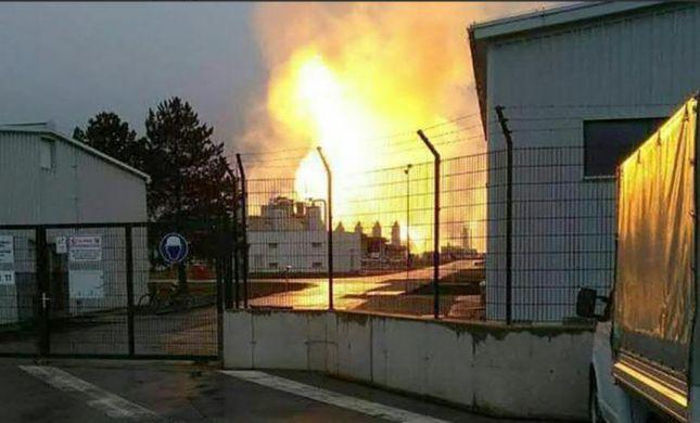 הרוג ועשרות פצועים בפיצוץ באוסטריה: צפו בתיעוד