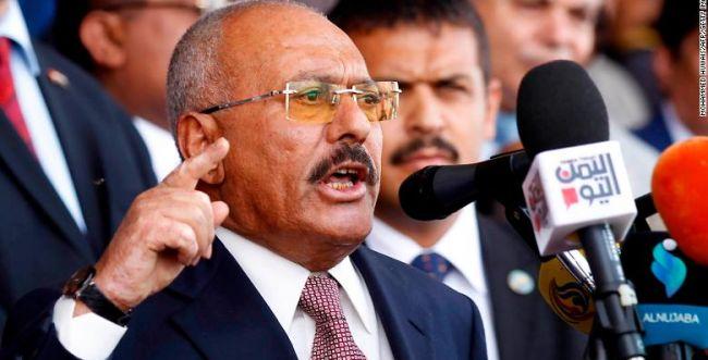 צפו: נשיא תימן לשעבר חוסל בפיגוע