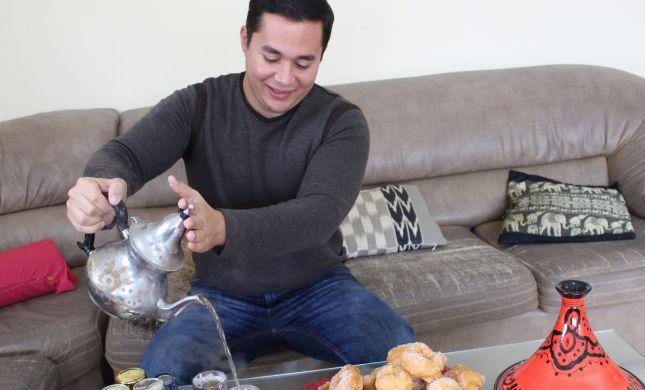 סורגים ארוחת חנוכה עם סלבסרוג • והפעם: דן אילוז