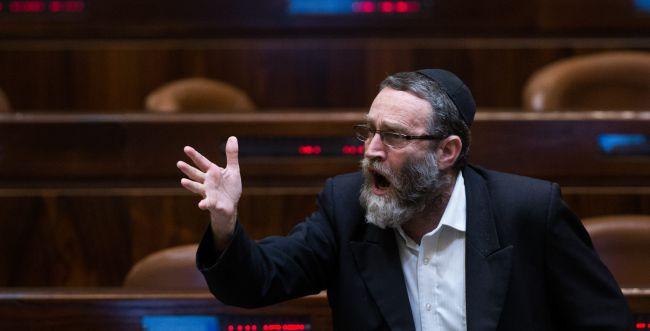 """""""גנץ מקבל את הפילוגים הכי קשים בחברה הישראלית"""""""