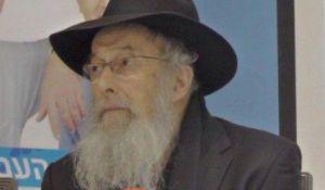 חדשות המגזר, חדשות קורה עכשיו במגזר, מבזקים בניגוד לדעתו:הרב טאו קורא להתפלל על הרב וישליצקי