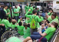 המטוס התקלקל: 130 ילדים חולי סרטן נתקעו באילת