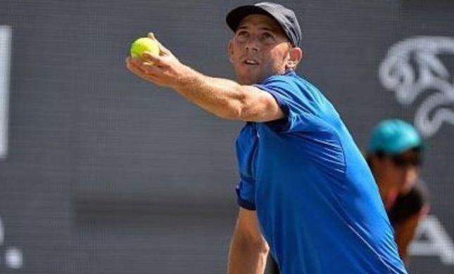 לאחר 14 שנה: דודי סלע פורש מנבחרת ישראל בטניס