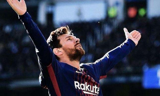 ברצלונה ומסי פירקו את ריאל מדריד ורונאלדו. צפו