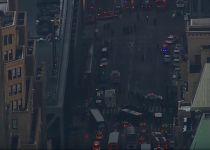 צפו: פצועים בפיצוץ מטען בניו יורק