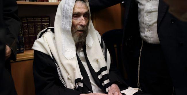 ברוך דיין האמת: הרב שטיינמן הלך לעולמו
