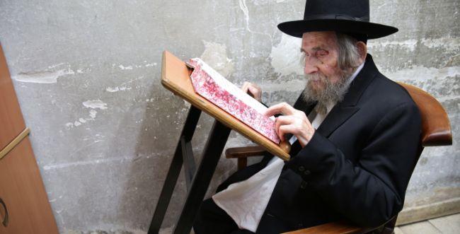 """הרב אהרון שטיינמן זצ""""ל – גאון אדיר ונורמלי"""