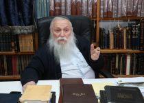 """הרב דרוקמן נגד ההפגנה: """"מטרתה הפלת הממשלה"""""""