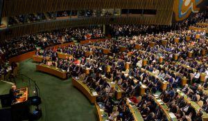 """חדשות, חדשות פוליטי מדיני, מבזקים לא האו""""ם יקבע את זכותנו על הארץ"""