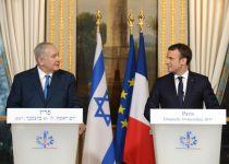 אכזבה: נשיא צרפת ביטל את ביקורו המתוכנן בישראל