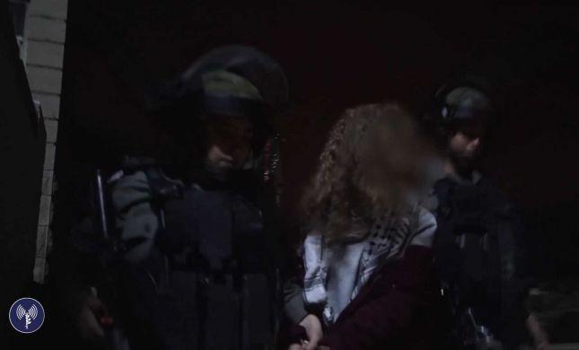 סרטון הביזיון: הערבייה שסטרה לקצין נעצרה. צפו