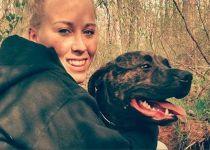 """זעזוע בארה""""ב: צעירה נטרפה על ידי הכלבים שלה"""