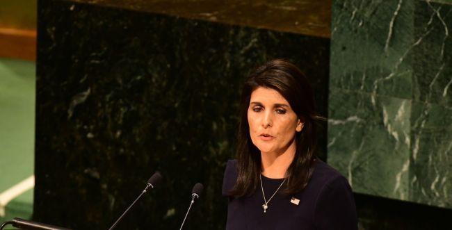 """שגרירת ארה""""ב: """"חמאס רוצה להשמיד את ישראל"""""""