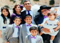 בני משפחת אזן שנספו בשריפה נקברו בישראל
