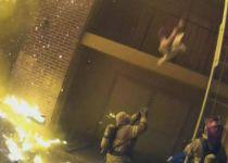"""צפו: מבצע החילוץ הדרמטי של מכבי האש בארה""""ב"""