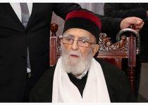 בגיל 100 נפטר רבי יהושע מאמן - זקן רבני מרוקו בארץ