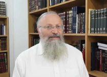 """צפו: הרב אליהו מסביר למה דרש לפטר את הרמטכ""""ל"""