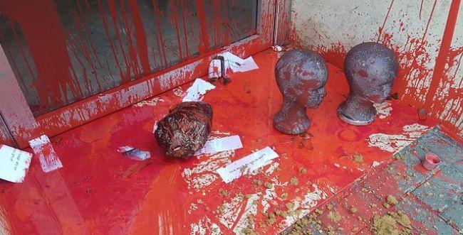 """""""ראשים כרותים"""" ו""""דם"""": מאבק נגד גירושהמסתננים"""